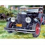 At Hope House / 1930 DuPont Model G
