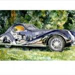 1938 Talbot-Lago T150 C SS Teardrop Coupe