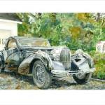 Miss Ethel's Bugatti