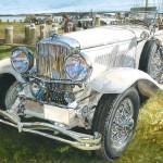 The Real Star / 1929 Dusenberg, J108 prototype