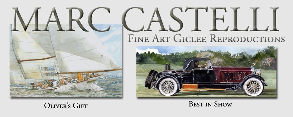 2015 –  Castelli Fine Art Giclees