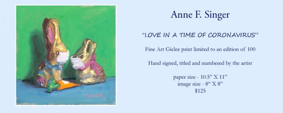 Anne F Singer