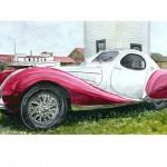 Incredible / 1937 Talbot Lago, T-150-C-SS