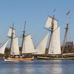 Sultana & Pride of Baltimore II