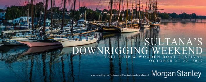 Downrigging 2017